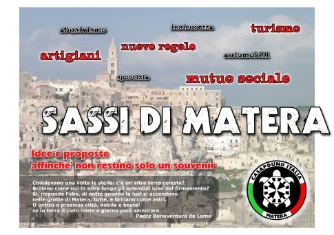 Progetto Sassi
